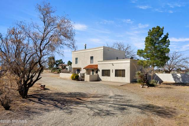 4655 Baylor Canyon Road, Las Cruces, NM 88011 (MLS #2100691) :: Agave Real Estate Group