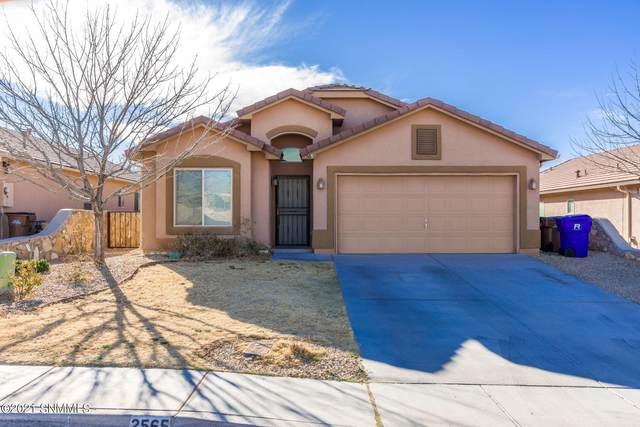2565 Prado Del Sol, Las Cruces, NM 88011 (MLS #2100694) :: Agave Real Estate Group