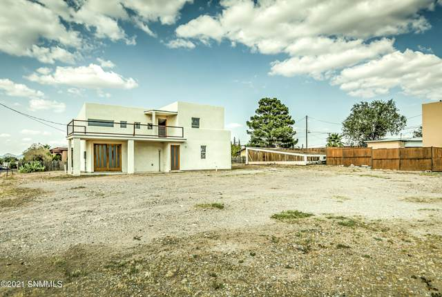 1108 N Campo Street, Las Cruces, NM 88001 (MLS #2100696) :: Las Cruces Real Estate Professionals