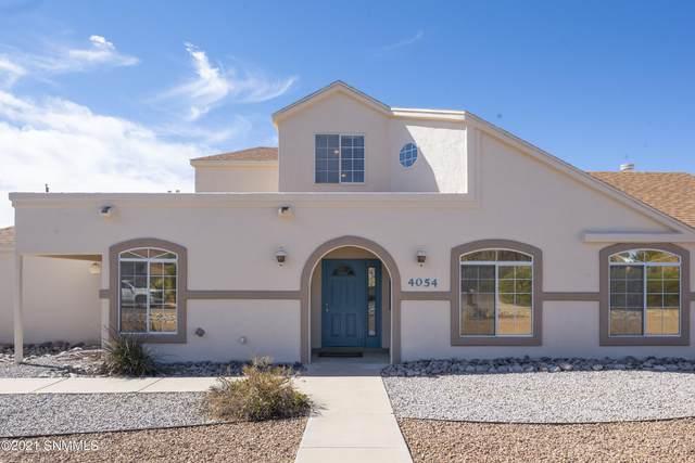 4054 Windridge Circle, Las Cruces, NM 88012 (MLS #2100708) :: Agave Real Estate Group