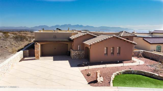 1320 Morisat Place, Las Cruces, NM 88007 (MLS #2100709) :: Las Cruces Real Estate Professionals