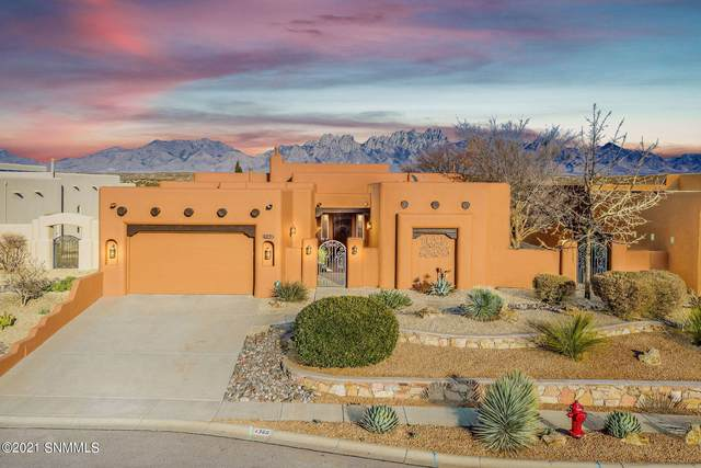4360 Yavapai Court, Las Cruces, NM 88011 (MLS #2100712) :: Agave Real Estate Group