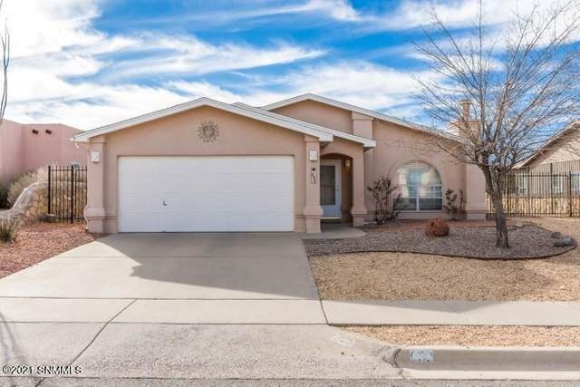 630 Stone Canyon Drive, Las Cruces, NM 88011 (MLS #2100713) :: Las Cruces Real Estate Professionals