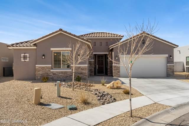 3716 Santa Rosa Avenue, Las Cruces, NM 88012 (MLS #2100714) :: Agave Real Estate Group