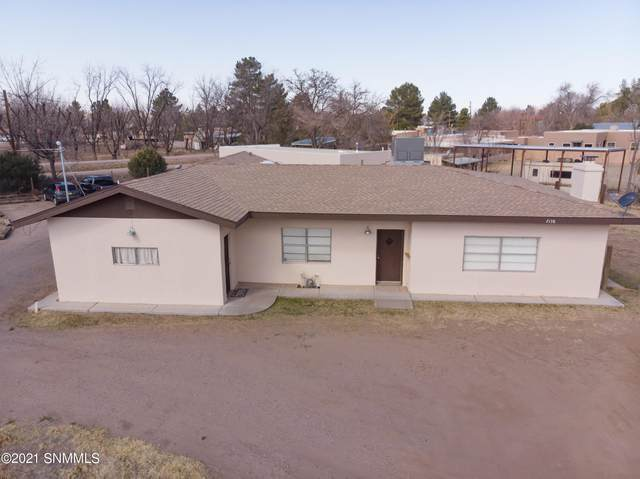 2138 Calle Del Sur, Mesilla, NM 88046 (MLS #2100715) :: Agave Real Estate Group
