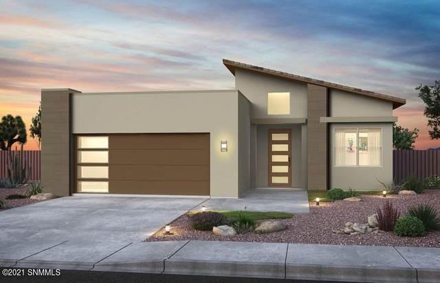 2615 Petaluma Avenue, Las Cruces, NM 88011 (MLS #2100720) :: Agave Real Estate Group