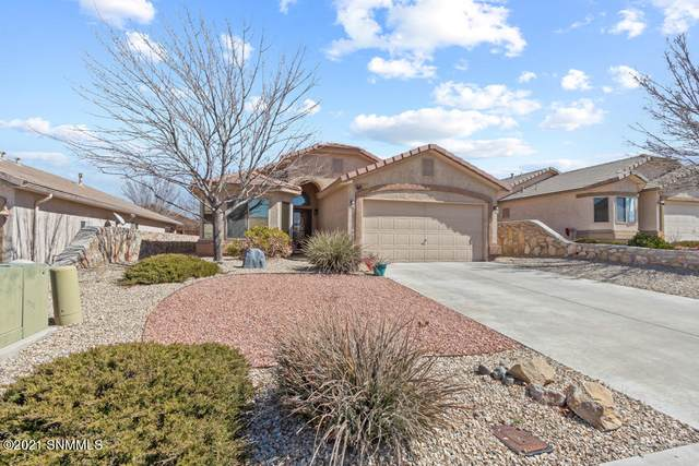 2520 Candlewood Circle, Las Cruces, NM 88011 (MLS #2100723) :: Agave Real Estate Group