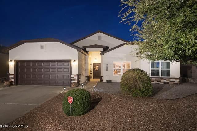 4738 Camino Dos Vidas, Las Cruces, NM 88012 (MLS #2100724) :: Agave Real Estate Group