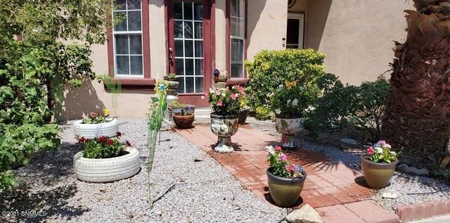 4883 Galina Drive, Las Cruces, NM 88012 (MLS #2100726) :: Las Cruces Real Estate Professionals
