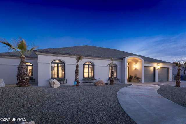 3210 Arrowhead Road, Las Cruces, NM 88011 (MLS #2100757) :: Agave Real Estate Group