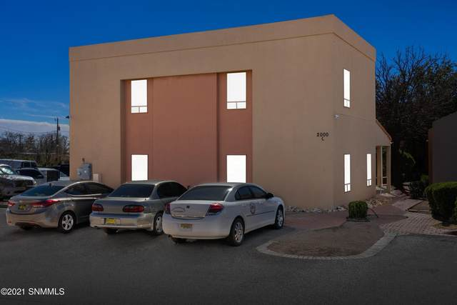 2000 E Lohman Avenue C, Las Cruces, NM 88001 (MLS #2100771) :: Las Cruces Real Estate Professionals