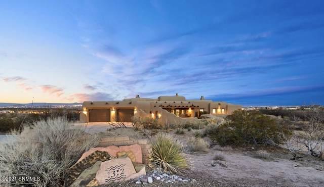 1312 Calle Lajas, Las Cruces, NM 88007 (MLS #2100781) :: Las Cruces Real Estate Professionals