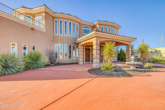 1485 Vista Del Cerro, Las Cruces, NM 88007 (MLS #2100794) :: Las Cruces Real Estate Professionals