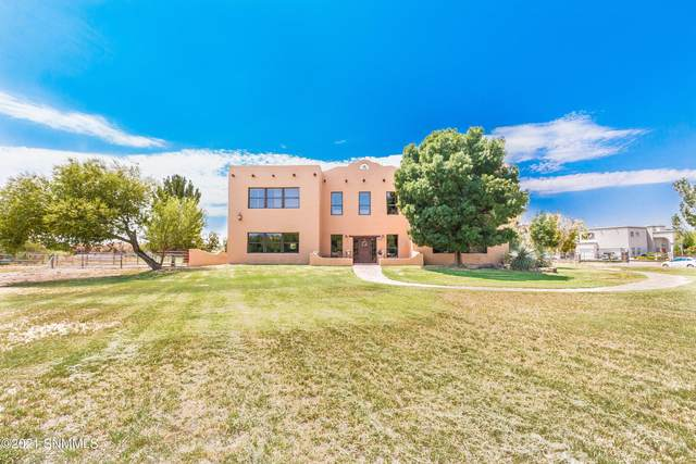 103 Equestrian Lane, Santa Teresa, NM 88008 (MLS #2100824) :: Las Cruces Real Estate Professionals