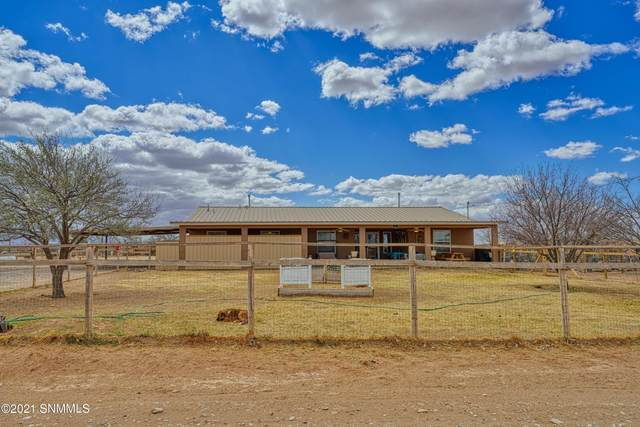 26 Starview Avenue, Las Cruces, NM 88012 (MLS #2100834) :: Las Cruces Real Estate Professionals