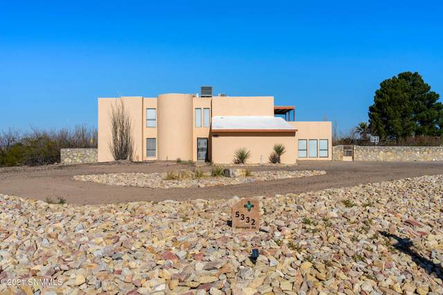 5332 Derringer Road, Las Cruces, NM 88011 (MLS #2100839) :: Better Homes and Gardens Real Estate - Steinborn & Associates