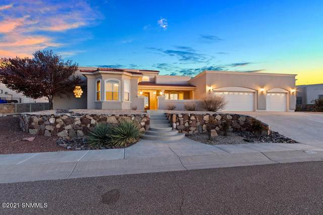 2892 Lookout Ridge Drive, Las Cruces, NM 88011 (MLS #2100852) :: Better Homes and Gardens Real Estate - Steinborn & Associates