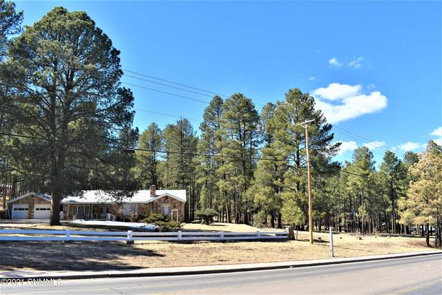 603 Mechem Drive, Ruidoso, NM 88345 (MLS #2100896) :: Las Cruces Real Estate Professionals