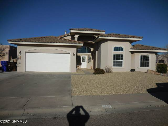 3992 Tiger Woods Drive, Las Cruces, NM 88011 (MLS #2100903) :: Agave Real Estate Group
