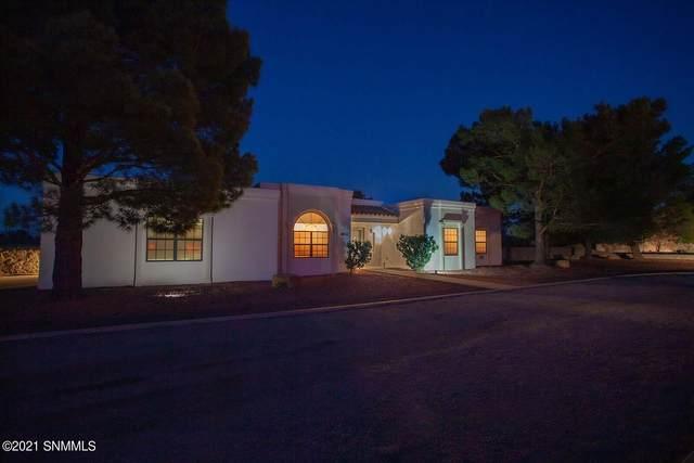 210 Horseshoe Circle, Las Cruces, NM 88007 (MLS #2100920) :: Las Cruces Real Estate Professionals
