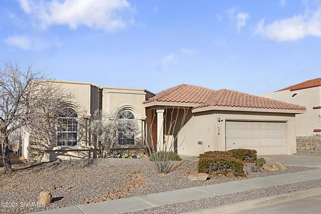 4541 Paseo Azul Street, Las Cruces, NM 88011 (MLS #2100955) :: Better Homes and Gardens Real Estate - Steinborn & Associates