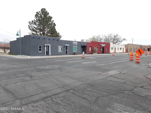 218 N Campo Street, Las Cruces, NM 88001 (MLS #2100957) :: Agave Real Estate Group