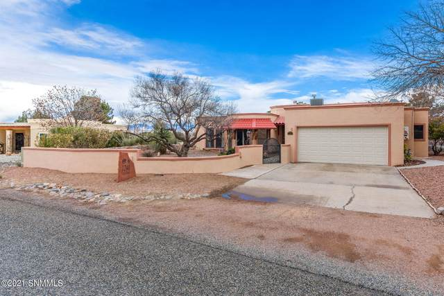 1240 Vista Del Monte, Las Cruces, NM 88007 (MLS #2100964) :: Las Cruces Real Estate Professionals