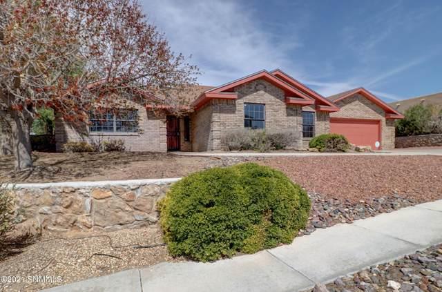 2545 Tiffany Drive, Las Cruces, NM 88011 (MLS #2100967) :: Las Cruces Real Estate Professionals