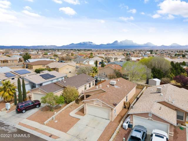 3735 Stoneway Road, Las Cruces, NM 88012 (MLS #2100972) :: Better Homes and Gardens Real Estate - Steinborn & Associates