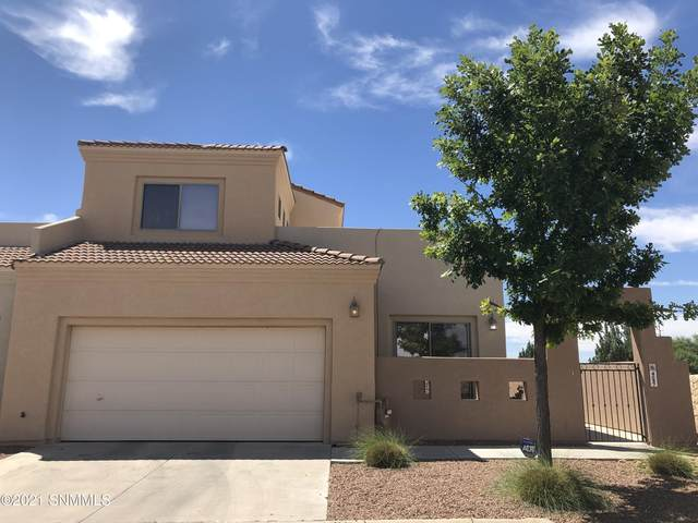 4057 Canterra Arc, Las Cruces, NM 88011 (MLS #2100978) :: Agave Real Estate Group