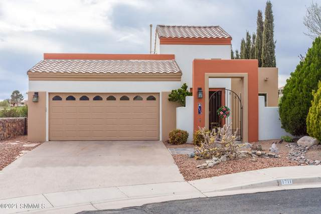 1711 Oro Piedras Drive, Las Cruces, NM 88011 (MLS #2100982) :: Better Homes and Gardens Real Estate - Steinborn & Associates