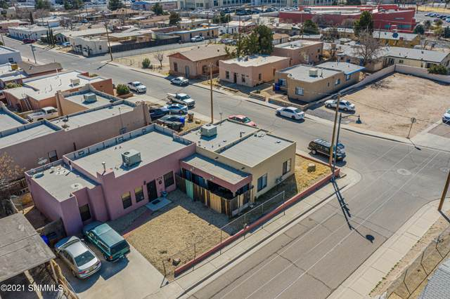 400 E Picacho Ave Avenue A & B, Las Cruces, NM 88001 (MLS #2100994) :: Agave Real Estate Group