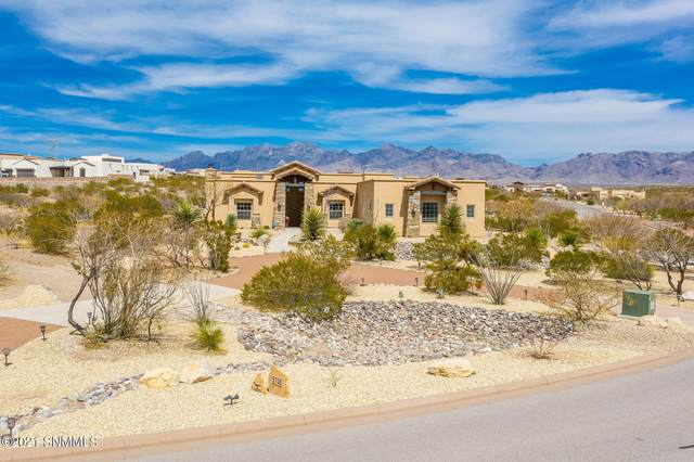 5708 Via Estrella, Las Cruces, NM 88011 (MLS #2100999) :: Better Homes and Gardens Real Estate - Steinborn & Associates
