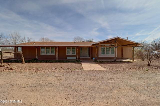 3100 Dona Ana Road #1, Las Cruces, NM 88007 (MLS #2101014) :: Better Homes and Gardens Real Estate - Steinborn & Associates