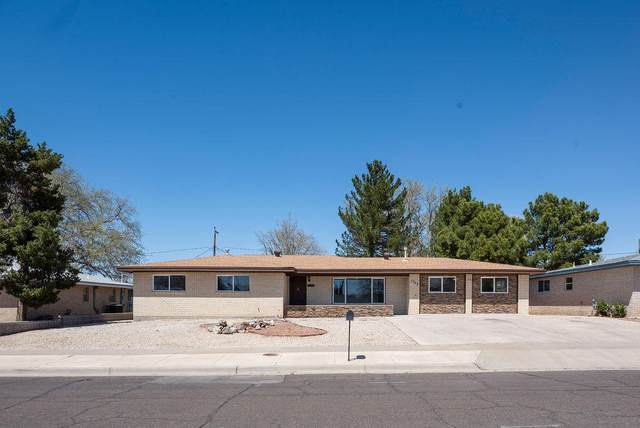 1545 Mariposa Drive, Las Cruces, NM 88001 (MLS #2101029) :: Better Homes and Gardens Real Estate - Steinborn & Associates