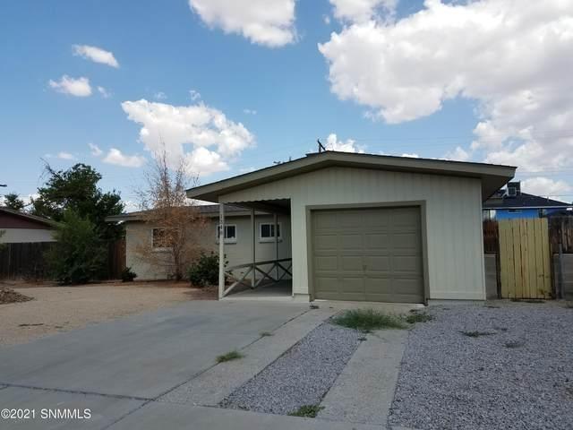 1348 N Alameda Boulevard, Las Cruces, NM 88005 (MLS #2101036) :: Better Homes and Gardens Real Estate - Steinborn & Associates