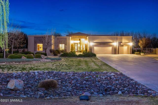 2875 Mesilla Acres Road, Las Cruces, NM 88005 (MLS #2101076) :: Las Cruces Real Estate Professionals