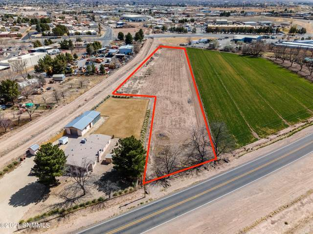 0000 N Highway 292, Las Cruces, NM 88005 (MLS #2101080) :: Agave Real Estate Group