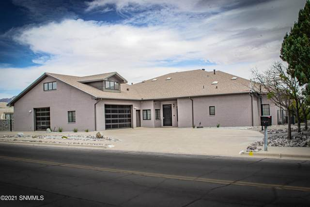 3210 Majestic Ridge, Las Cruces, NM 88011 (MLS #2101086) :: Las Cruces Real Estate Professionals