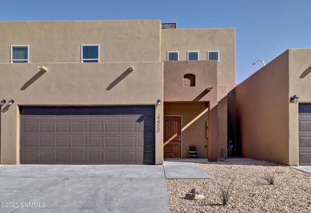 4450 Levante Drive, Las Cruces, NM 88011 (MLS #2101091) :: Las Cruces Real Estate Professionals
