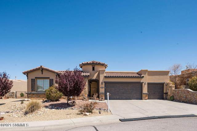 4246 Cymbeline Court, Las Cruces, NM 88011 (MLS #2101095) :: Agave Real Estate Group