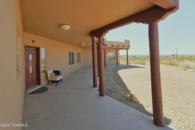 15274 Space Murals Lane, Las Cruces, NM 88011 (MLS #2101108) :: Las Cruces Real Estate Professionals