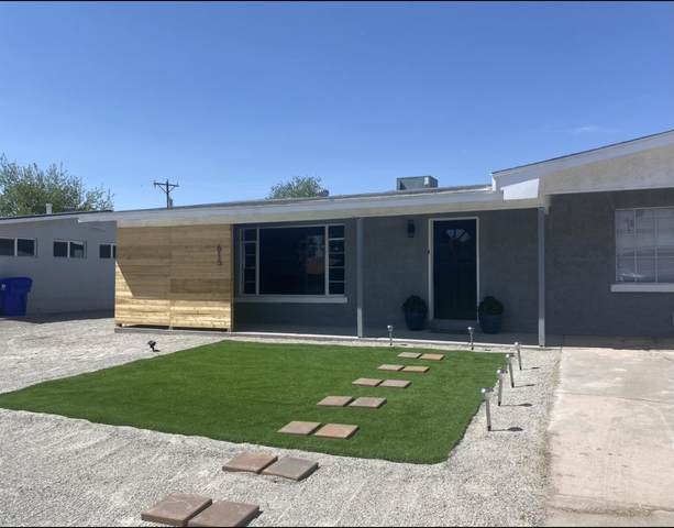 615 Monte Vista Avenue, Las Cruces, NM 88005 (MLS #2101112) :: Better Homes and Gardens Real Estate - Steinborn & Associates