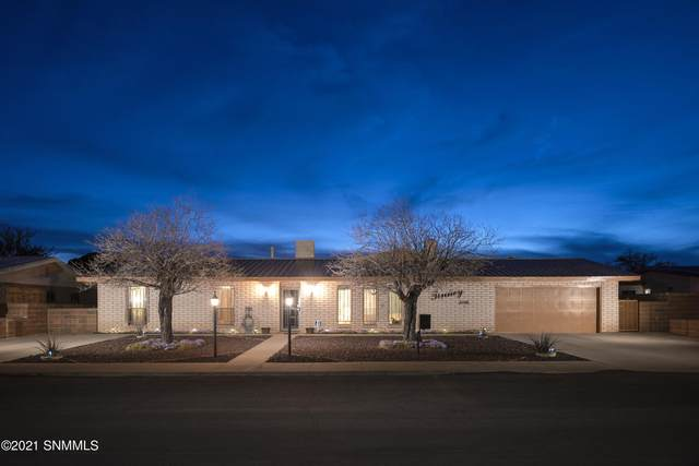 1316 Alamogordo St Street, Deming, NM 88030 (MLS #2101116) :: Better Homes and Gardens Real Estate - Steinborn & Associates
