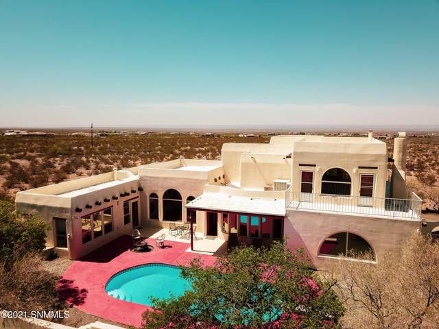9455 Wind Dancer Trail, Las Cruces, NM 88011 (MLS #2101118) :: Agave Real Estate Group