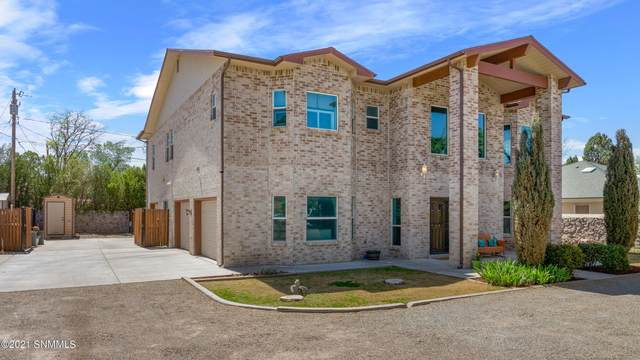 805 Raleigh Road, Las Cruces, NM 88005 (MLS #2101121) :: Better Homes and Gardens Real Estate - Steinborn & Associates