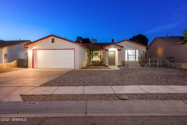 1032 Aguilera Court, Las Cruces, NM 88007 (MLS #2101135) :: Better Homes and Gardens Real Estate - Steinborn & Associates