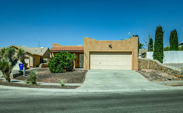 4963 Arena Drive, Las Cruces, NM 88012 (MLS #2101137) :: Better Homes and Gardens Real Estate - Steinborn & Associates