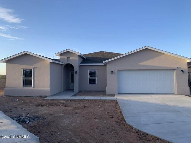 7554 Concho Place, Las Cruces, NM 88012 (MLS #2101141) :: Las Cruces Real Estate Professionals