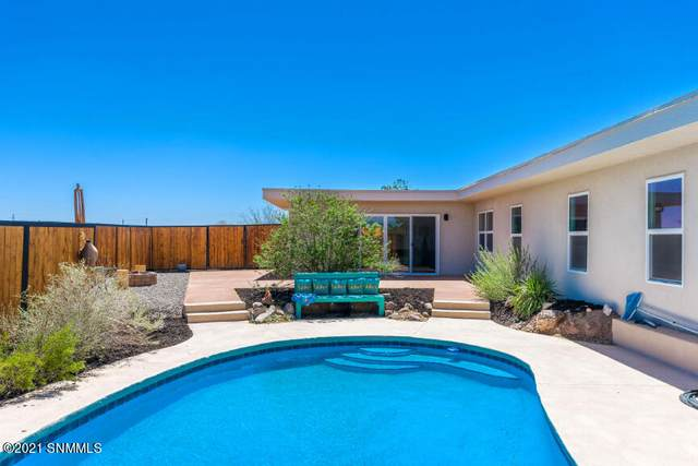 5140 Oriole Road, Las Cruces, NM 88011 (MLS #2101151) :: Better Homes and Gardens Real Estate - Steinborn & Associates